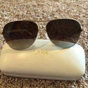 Chloe Accessories - Chloe Aviators